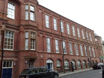 Charles House, Park Row, Nottingham
